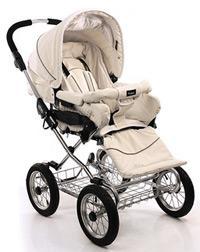 Прогулочный блок детской коляски 2 в 1 Emmaljunga Mondial Duo Combi