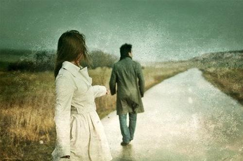 Расставание с мужчиной
