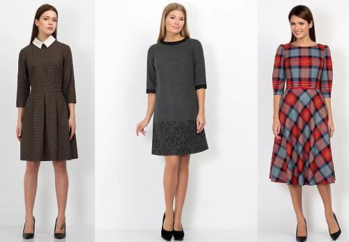 Как влияет цветотип женщины на выбор платья