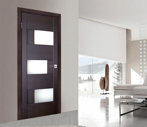 Межкомнатные двери - практичность и дизайн
