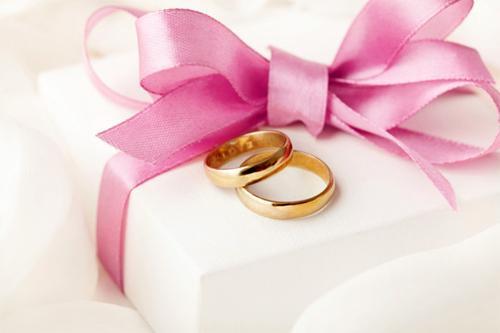 Свадебный презент