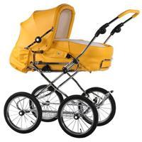 Коляска детская 2 в 1 Hesba Corrado DeLux VIP (Хезба)