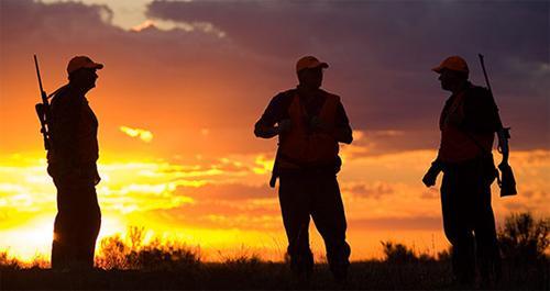 Охота для мужчин: поговорим о хобби