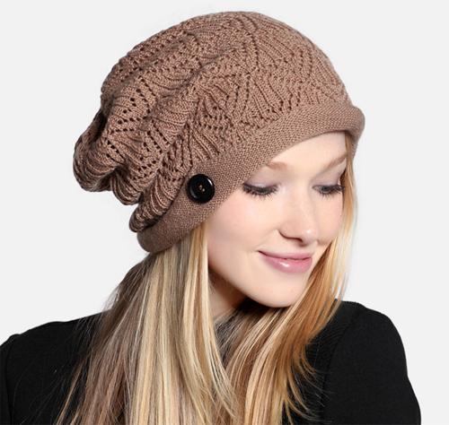 Выбираем женскую шапку