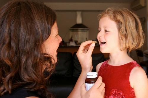 Как выбрать витамины для ребёнка