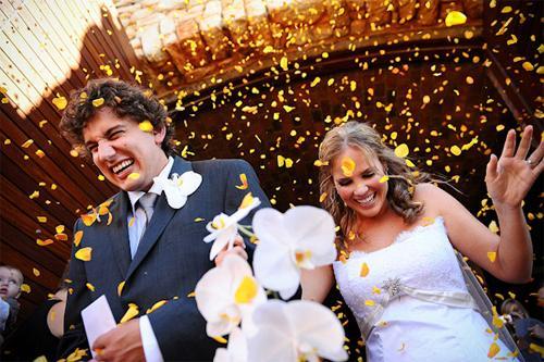 Выездная свадьба — простор для новобрачных