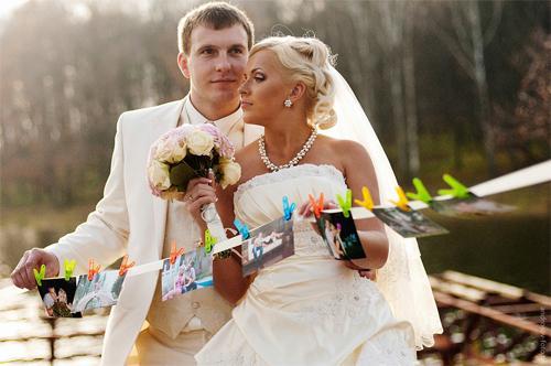 Снимок со свадьбы - отдушина и память