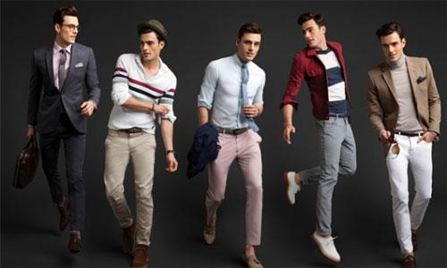 Каждый желающий может купить мужскую одежду в Украине по выгодной цене