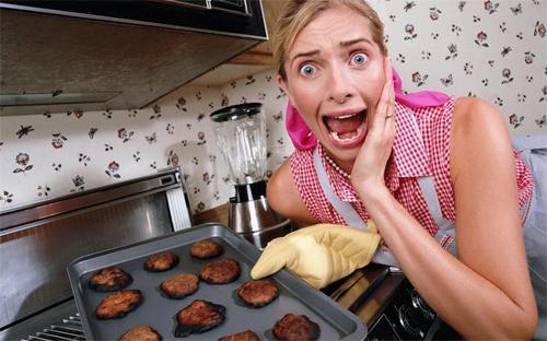 Как устранить запах гари на кухне