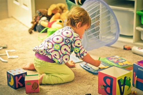 Изучение азбуки в домашних условиях