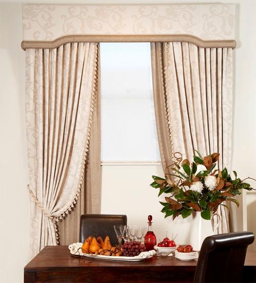 Ткань для портьерных штор