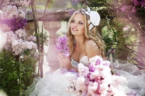 Особый образ невесты