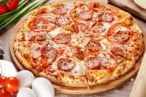 Теперь заказать пиццу можно не только вкусную, но и полезную