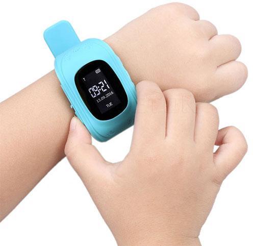 Детские часы Xiaotiancai – водонепроницаемые и с 4G