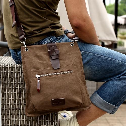 Мужская сумка: мода и особенности выбора