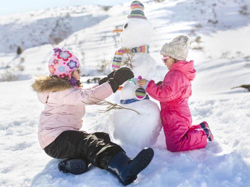 Как выбрать зимние вещи ребенку
