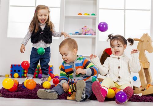 Выбираем игрушки по возрасту