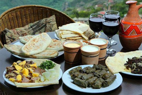 Гастрономическая Армения: особенности, предпочтения, блюда