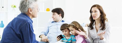 Семейная психология: кому и зачем стоит обращаться?