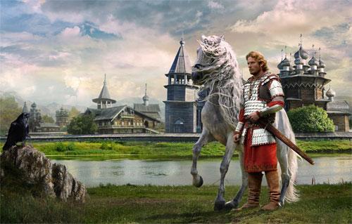 Русские сказки и их роль в жизни малышей