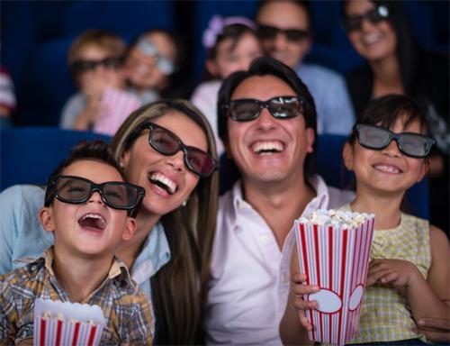 Идем в кино всей семьей