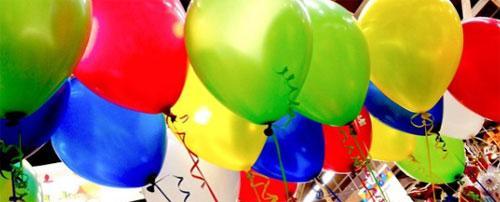 Воздушные шары – украшение любого праздника