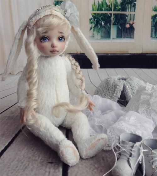 Мишка Тедди — еще и кукла