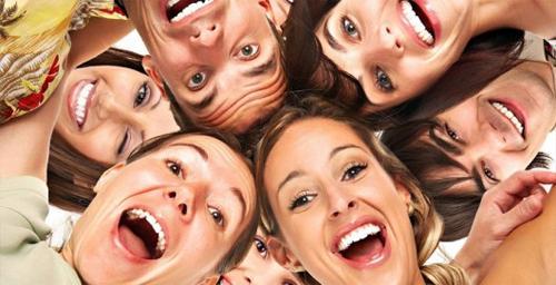 Смех способен сделать людей долгожителями