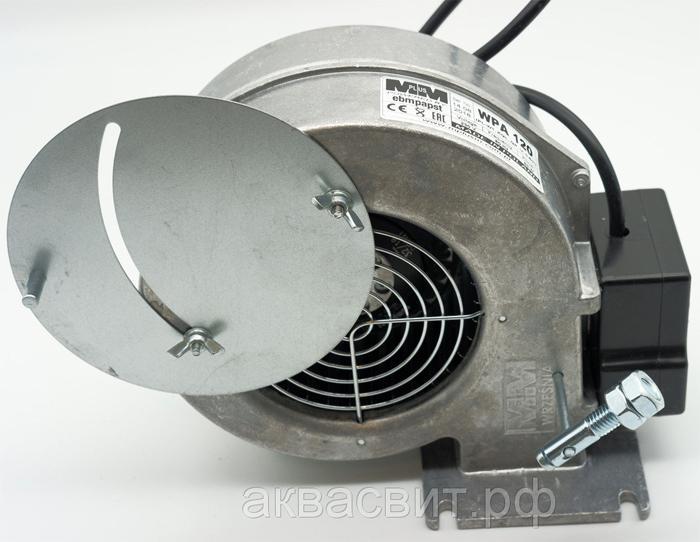 Вентиляторы и дымососы для твердотопливных котлов