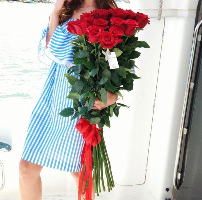 Высота имеет значение, или Почему длинные розы ценятся в мире флористов