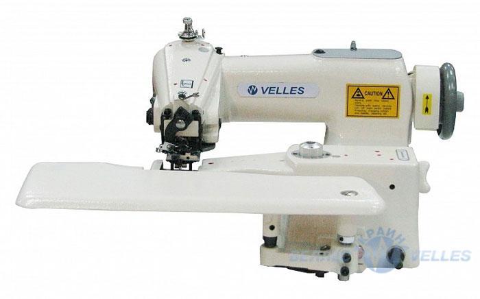 Виды промышленных швейных машин