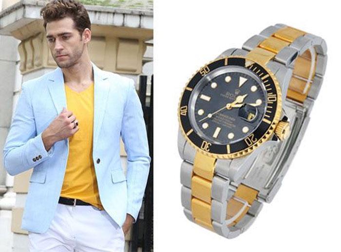 Интересные факты про часы Rolex