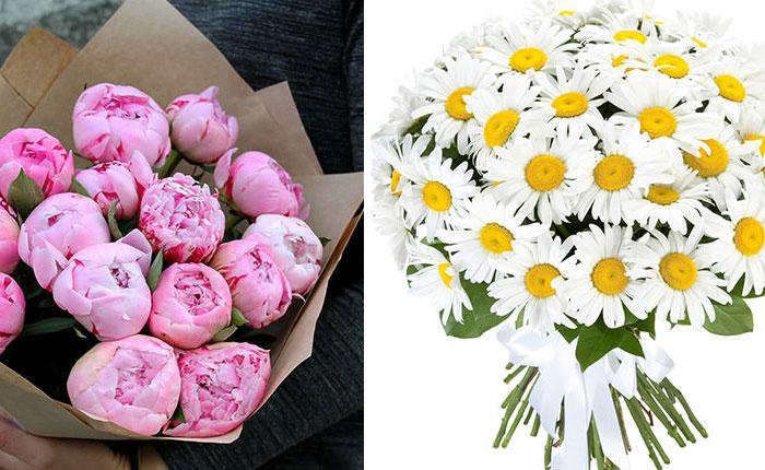 Цветы — подарок для всех и на все времена!