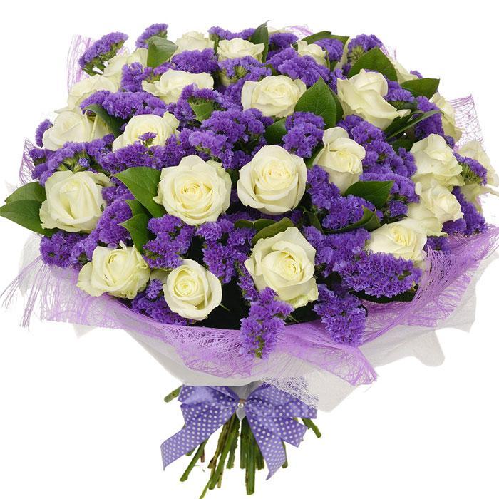 Цветы - подарок для всех и на все времена!