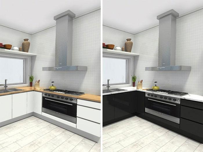 Правильное использование кухонного пространства