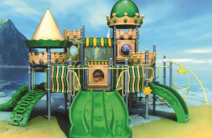 Правила оснащения детских площадок