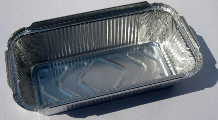 Алюминиевые контейнеры для еды