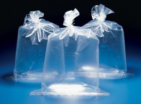 Мешки полиэтиленовые прозрачные