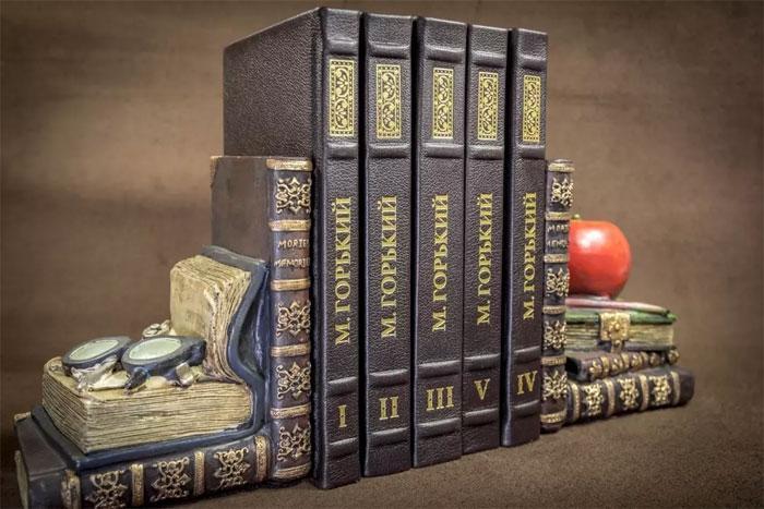 Виды книжных переплётов