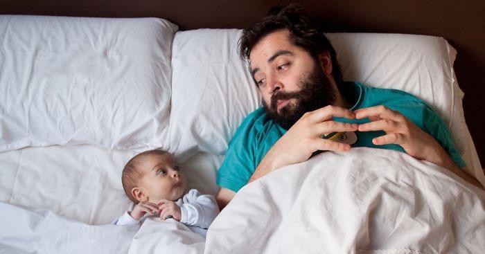 Когда требуется установление отцовства