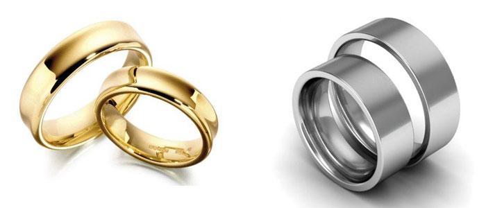 Обручальные кольца в Киеве – как подобрать идеальные