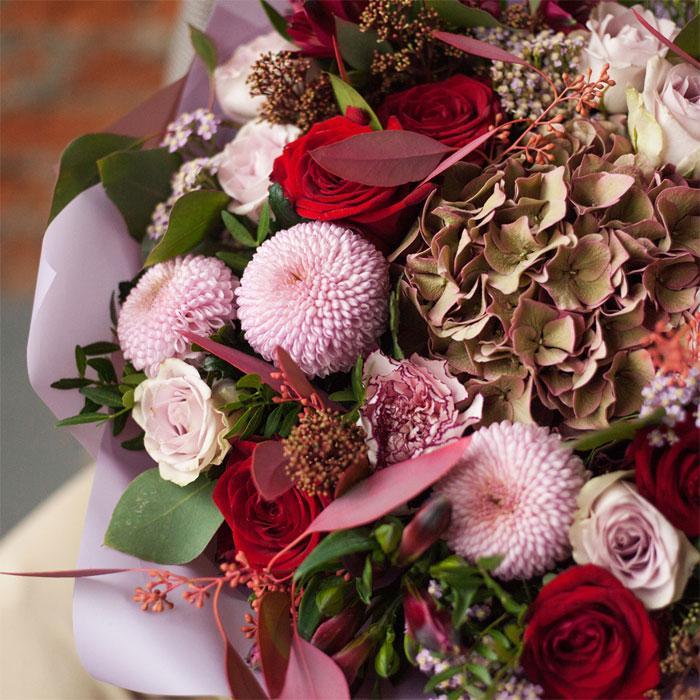 Букет цветов — лучший подарок во все времена