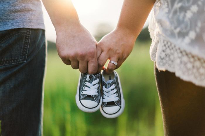Календарь беременности и сборы приданого для крохи