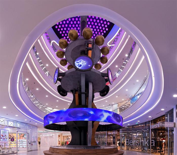Лучшее место для покупок и развлечений в Москве
