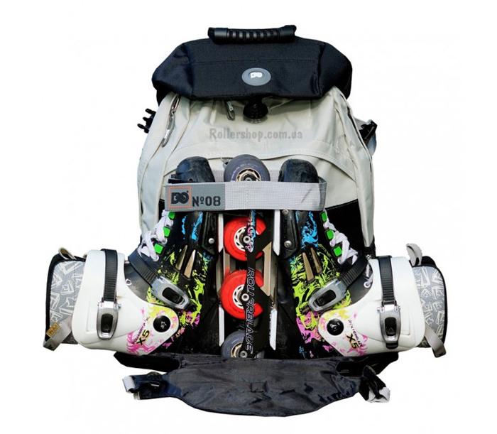 В чём особенности рюкзака для роликов?