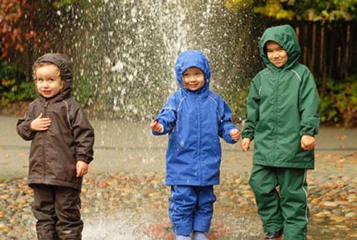 Детские ветровки — на что обратить внимание при покупке