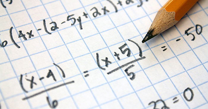 Онлайн репетитор с домашними работами по математике