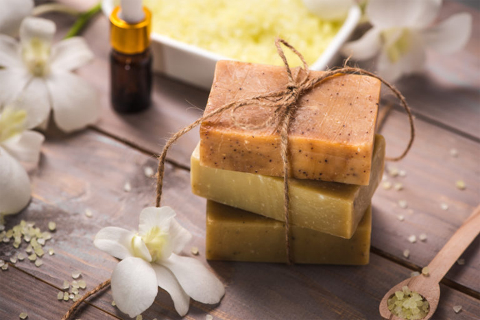 Почему стоит выбрать натуральное мыло?