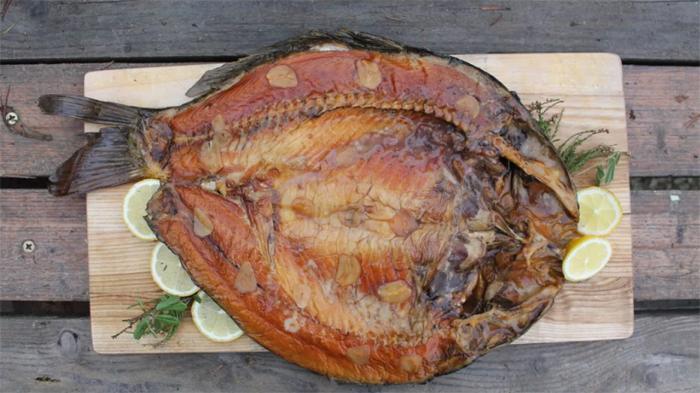 Питательная ценность рыбы горячего копчения