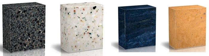 Почему гранит и искусственный камень так популярен?